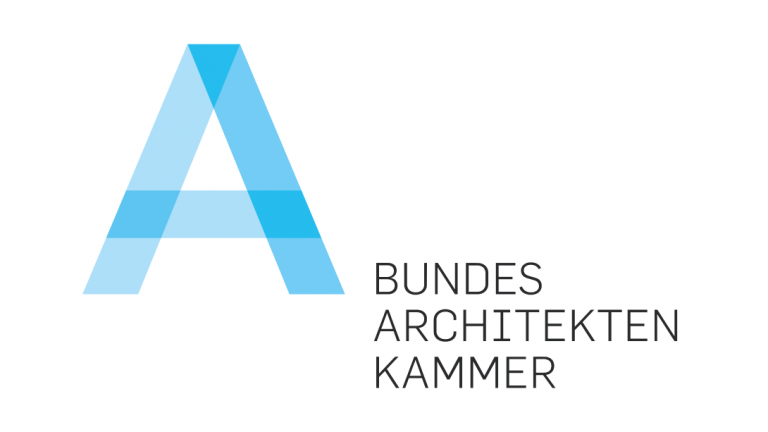 Logo of Bundesarchitektenkammer.