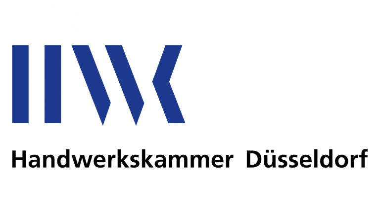 Logo of Dusseldorf Chamber of Crafts.