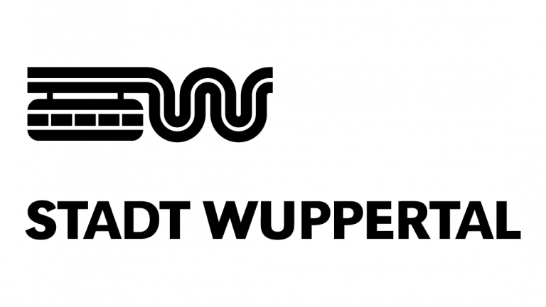 Logo of the city of Wuppertal.