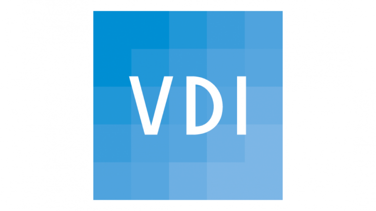 Logo of VDI.