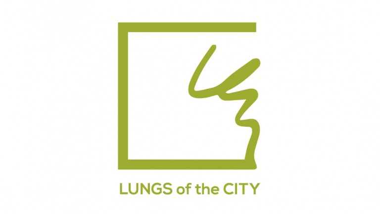 Logo of team LUNGS of the CITY.