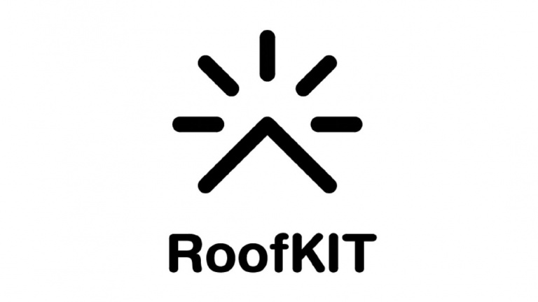 Logo of team RoofKIT.