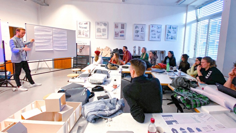 A workshop of local+
