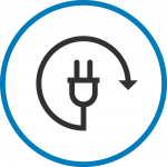 The house functioning icon