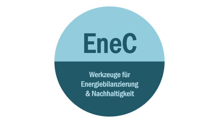 The logo of EneC
