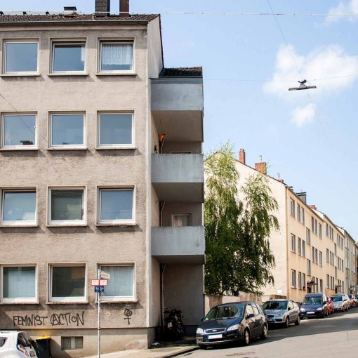 The first urban situation of the SDE21 is the renovation & extension