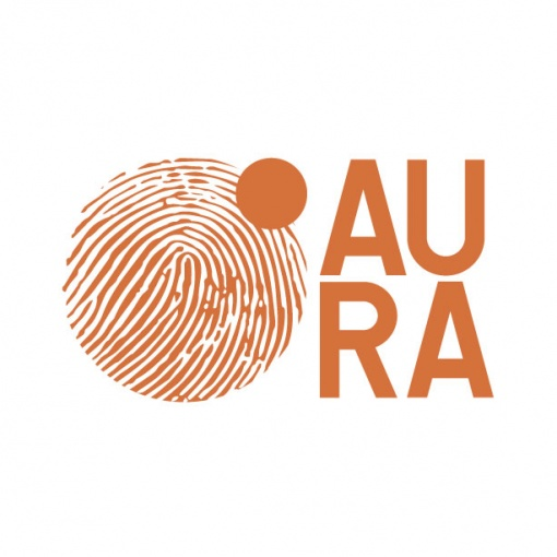 The logo of AuRA