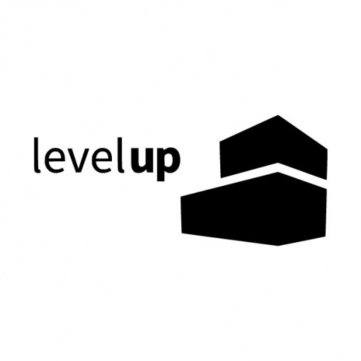 The logo of Level Up