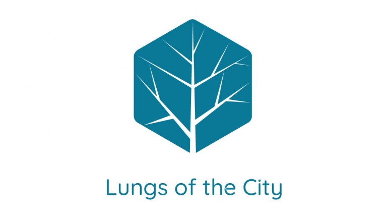 The logo of Lungs of the City