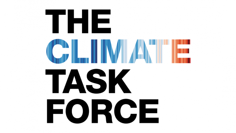 Logo of THE CLIMATE TASK FORCE