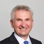 Portrait of Minister Prof. Dr. Andreas Pinkwart