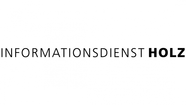 The logo of Informationdienst Holz