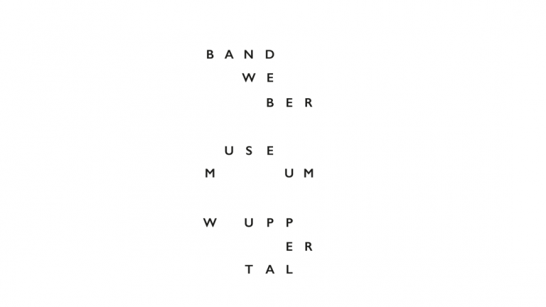 The logo of the Bandweber Museum